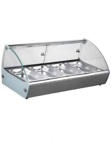 Blizzard Counter Top Heated Merchandiser - P-HDC1